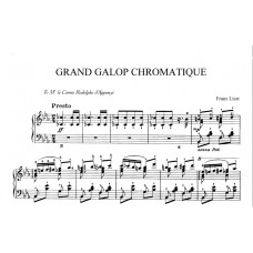 Liszt / Grand Galop Chromatique