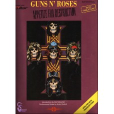 نت آلبوم  Appetite for Destruction  از گروه  Guns N' Roses